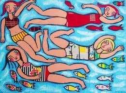 Rebecca Cool.....fave artist