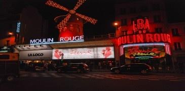 tickets for Moulin Rouge, Paris