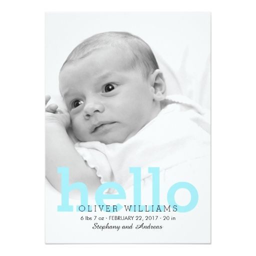 346 best Birth announcement signs images – Baby Birth Invitation Card