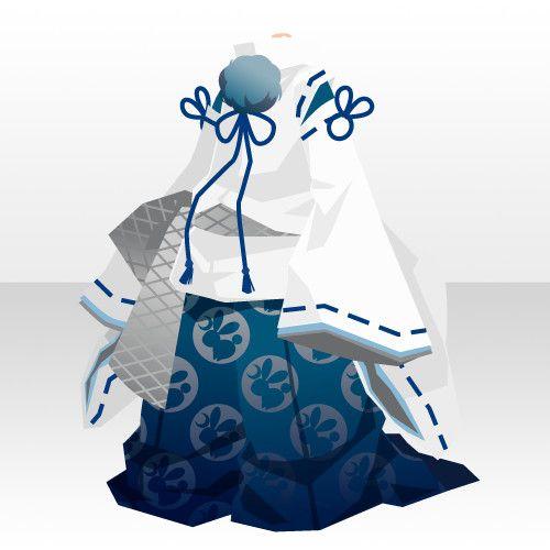 @trade | 月光兎の貴族束帯A 青