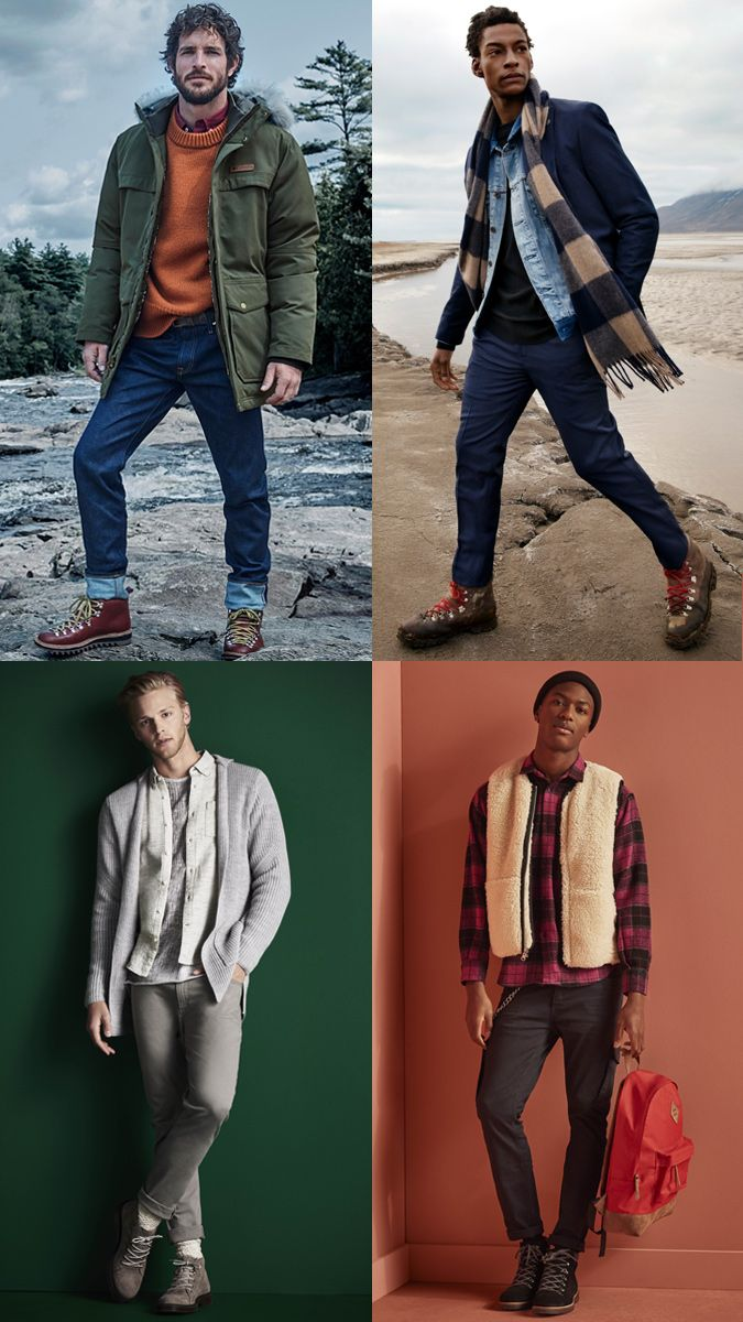 The Most Wearable Trends From Men's