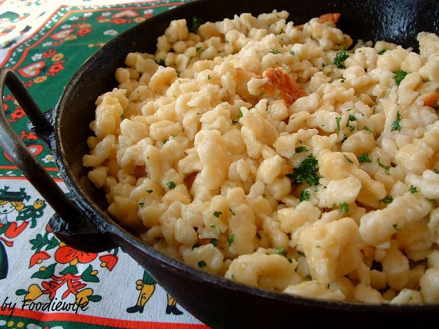 409 best german recipe images on pinterest cooking food german a feast for the eyes spaetzle german pasta forumfinder Image collections