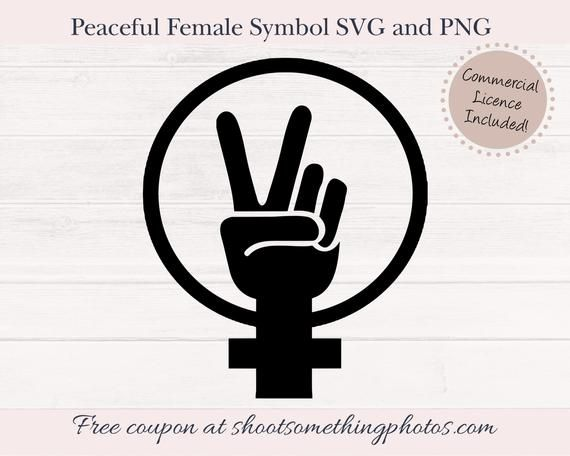 Pin On Female And Feminism Svg And Clipart For Cricut And Silhouette