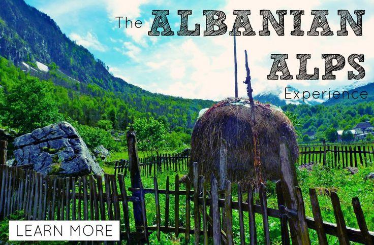 The Albanian Alps Experience