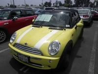 2005 MINI Cooper Convertible 2dr Convertible http://www.iseecars.com/used-cars/used-mini-cooper-convertible-for-sale