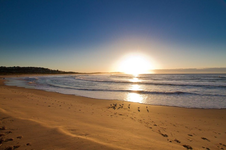 Sunrise at Dee Why