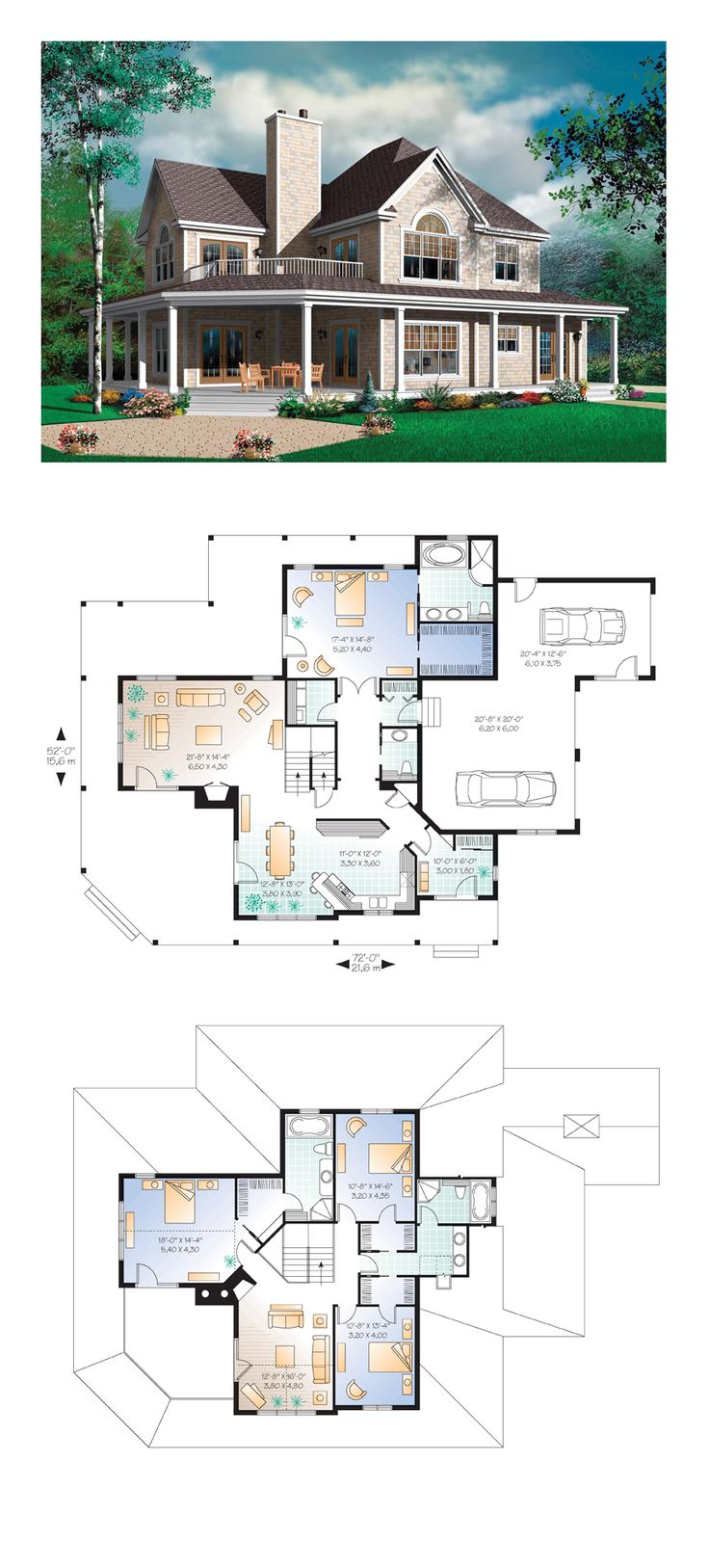 Best Selling COOL House Plan ID chp 22158