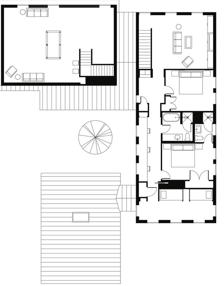 Gallery of Townships Farmhouse / LAMAS - 15