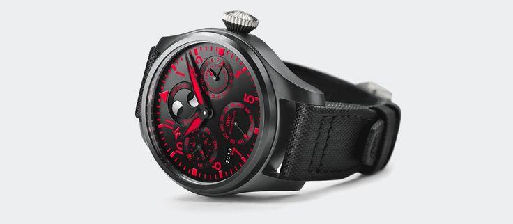 IWC - Big Pilot's Watch Perpetual Calendar TOP GUN Limited Edition