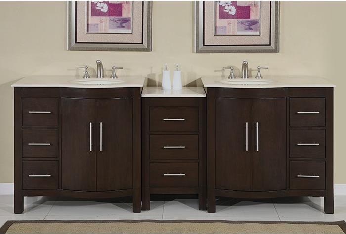 Best 25 bathroom vanity units ideas on pinterest small vanity unit vanity units and vanity for Modular bathroom vanity pieces