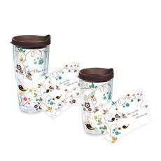 Tervis® Trendy Bird Wrap Tumbler with Lid: Birds Told, Lids, Wraps Tumblers, Tervis, Birds Wraps, Trendy Birds, Beds Bath, Products