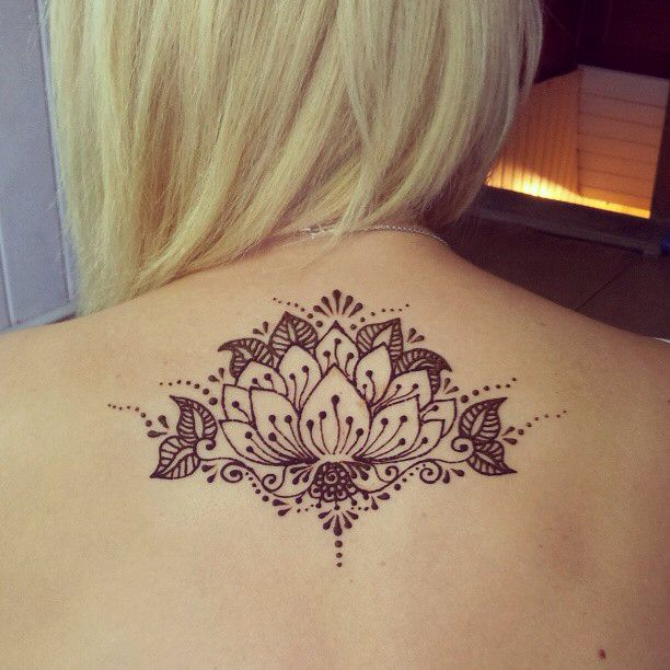 I could put something like this down the center of my back