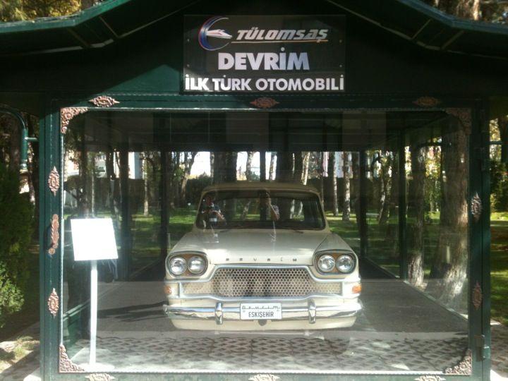 Devrim Arabası şu şehirde: Eskişehir, Eskişehir