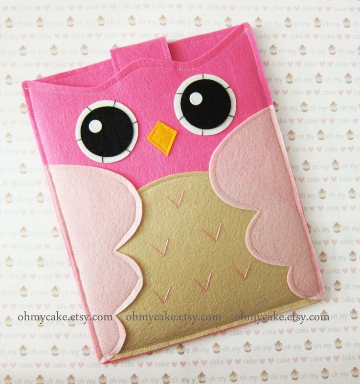 "iPad Sleeve, iPad Air sleeve, iPad Air sleeve, iPad 4 case, iPad Air case, iPad 4 sleeve, iPad 4 case, iPad 5 air case, ""  Pink Owl "" by ohmycake on Etsy https://www.etsy.com/se-en/listing/175943128/ipad-sleeve-ipad-air-sleeve-ipad-air"