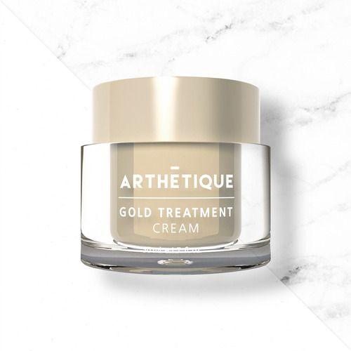 ARTHETIQUE Gold Treatment Cream is a premium 99.99 four-nine-gold treatment cream that gives shine and restores vital radiance. #goldtreatmentcream #moisturiser #moisturisingcream #cream #antiwrinkle #whitening #moisture #arthetique #cosway #premium #skincare #cosmetics #homeesthetic #makeup #beauty #seoul #korea