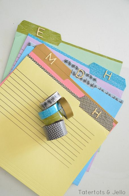 35 best File Folders images on Pinterest | Organization ideas, Good ...