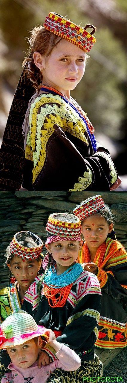The Descendants Of Alexander Living In Northern Pakistan #Kalash