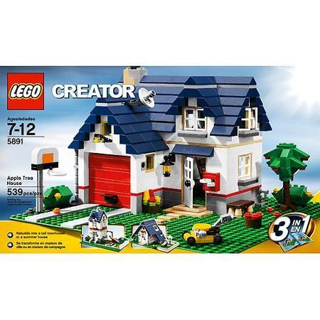LEGO Creator- House - Walmart.com