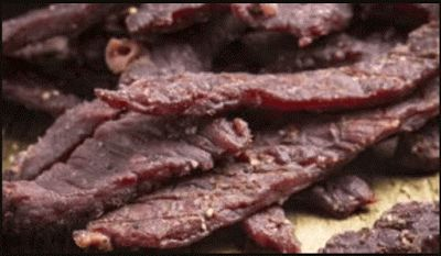 Didn't really think I'd leave that one off the list do you? Nothing is better than having some jerky on hand and it's easy to make your own ...