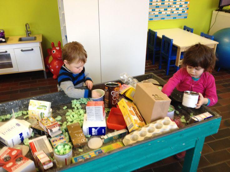 Thema dozen in de eendjesklas   Vrije Basisschool Laarne