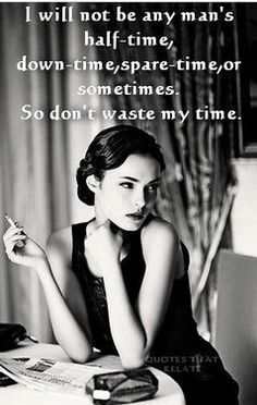 Waiting For a Man Versus Chasing a Man. Relationship advice, quotes, dating, single women
