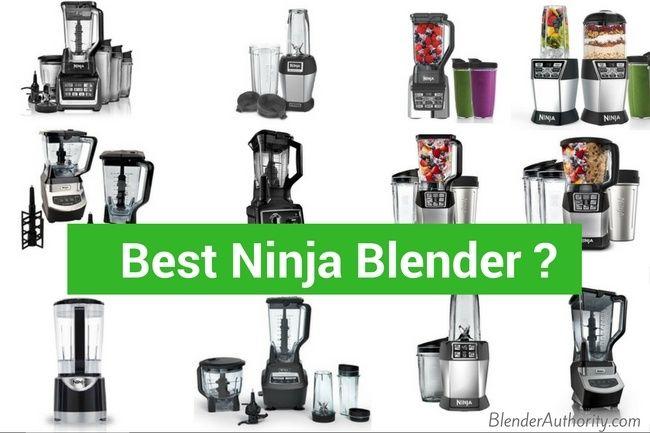 The Most Complete Ninja Blender Review on the Internet. Analysis of every Ninja blender model so you find the best Ninja blender for your needs.