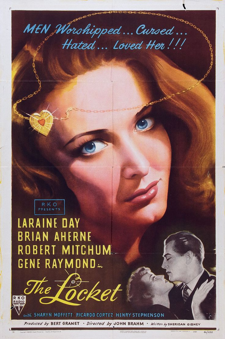 The Locket (1946): Poster