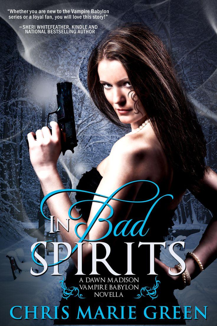 Hell Hath No Fury Like A Womanor A Ghostscorned Bad Spiritse Booksbooks