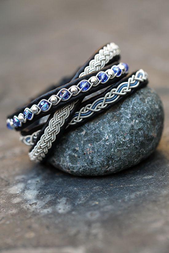 Lindas armband: swarovskipärlor