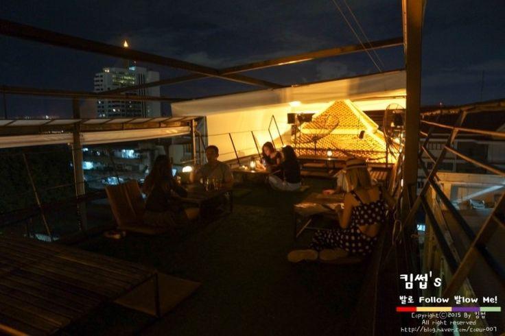 태국_방콕 카오산로드 게스트하우스 추천! '포트빌 게스트하우스, Fortville Guesthouse' [4일차] : 네이버 블로그