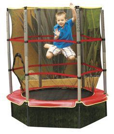 """Airzone 55"""" Trampoline Red - Trampolines"""