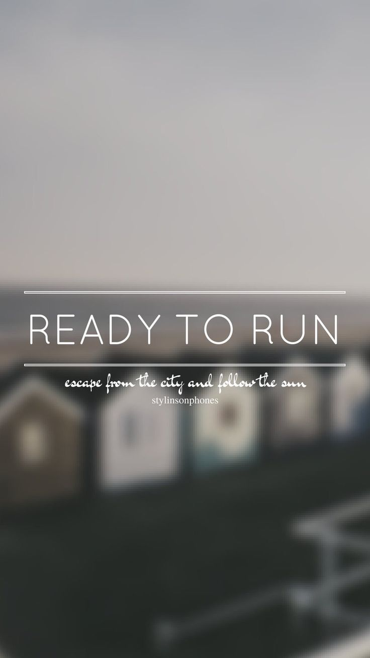 Ready To Run // One Direction // ctto: @stylinsonphones (on Twitter)