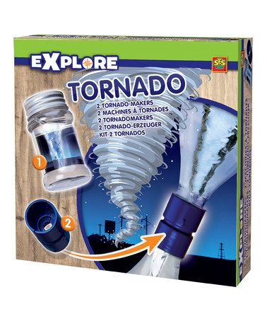 Take a look at this Tornado Makers Kit by SES Creative on #zulily today! $17 !!