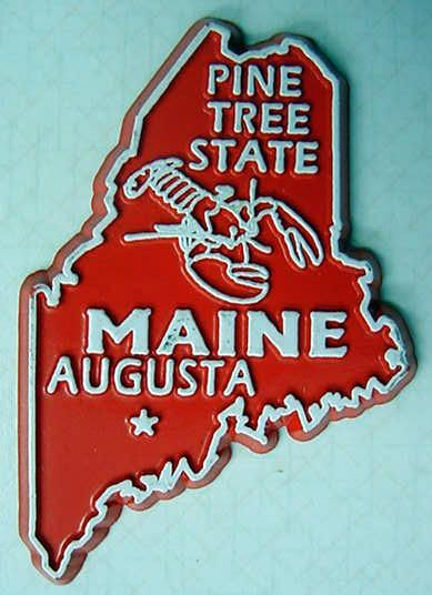 Pictures of Maine the State | 50 for Billy: State #1: Maine, Mount Desert Island Marathon, 2008