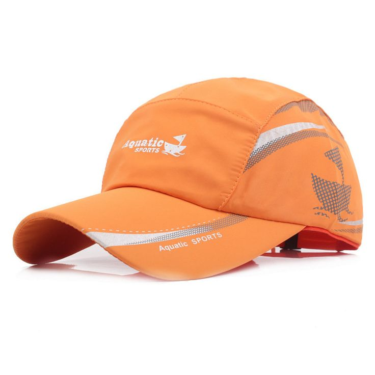 Men Women Breathable Quick Dry Cotton Baseball Caps Outdoor Sports Golf Sunshade Hats