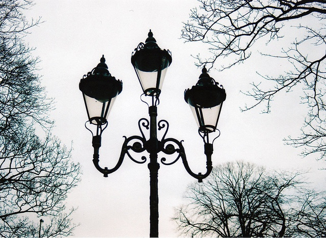 3 Globed Ornate Street Lamp That I D Love To Have In Our Yard