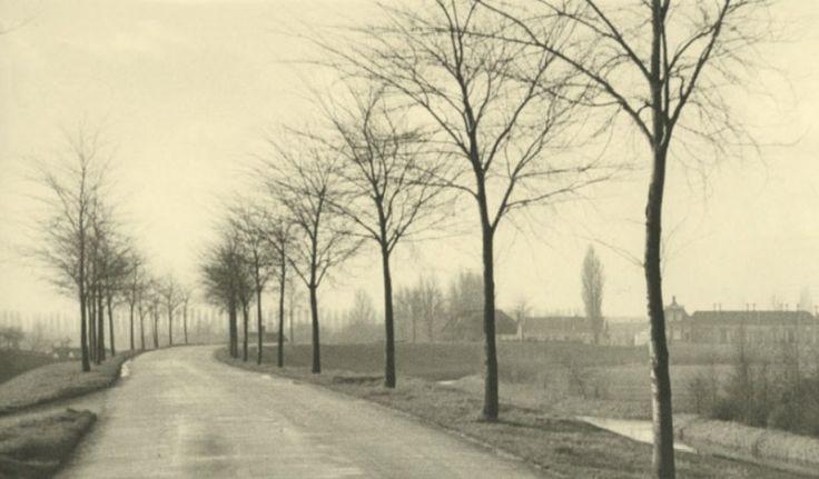 Smeetslandsedijk richting de Dordtsestraatweg