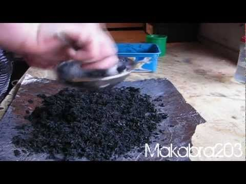 HOW TO MAKE Black Powder ~EASY~ | 101 Ways to Survive
