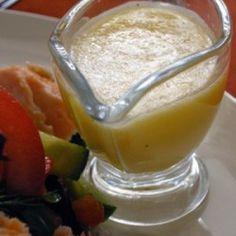 лимонный соус для рыбы