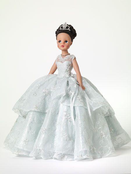 Just Like a Princess - Tonner Doll Company #SindyDoll #TonnerDolls #RetroChic #FashionablyBritish