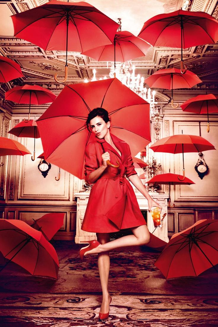 Calendar Red : Campari calendar photo by kristian schuller starring