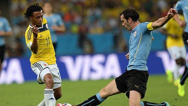 La selección de Uruguay recibirá este martes al cuadro de Colombia sin James Rodríguez (5:00pm hora peruana / CMD) en el estadio Centenario de Montevideo por la segunda fecha de Eliminatorias Sudamericanas rumbo al próximo mundial de Rusia 2018.