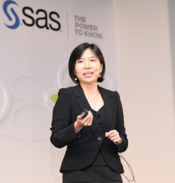 This is Grace Tang, Director, Customer Experience Assurance, SingTel at the recent SAS Forum Singapore. Here I give a case study on three ways SingTel is serving a segment of one.