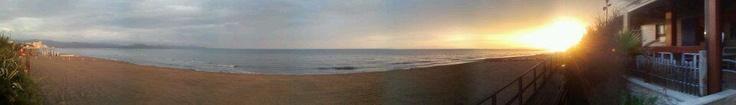 Dal Bagno Cerboli al mare...