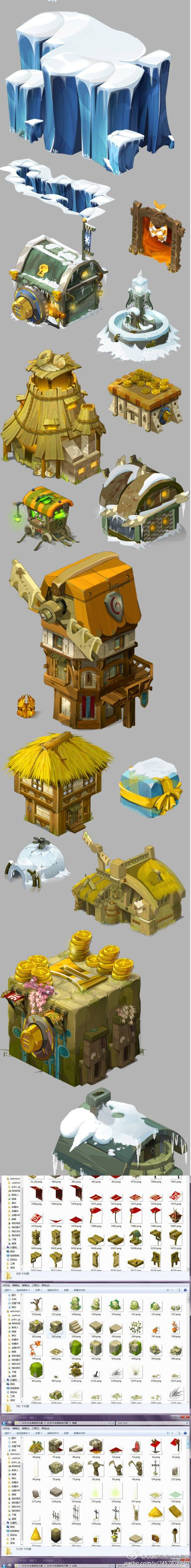 #Game #UI #design #DOFUS