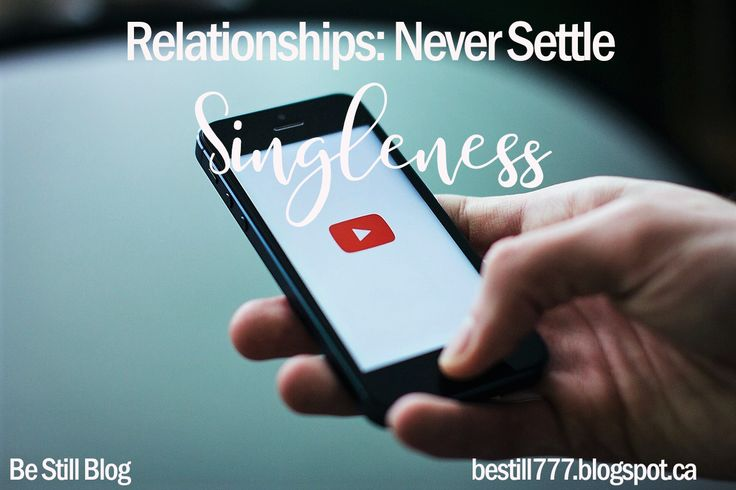 This weeks theme? Singleness, check out this video and what I thought about it! Visit http://bestill777.blogspot.ca/2017/01/relationships-never-settle-singleness.html  videos, youtube videos, blogs, christian, singleness
