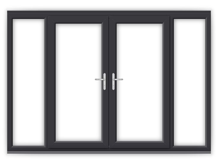 105 best aluminum upvc windows doors images on pinterest for Upvc french doors dorset