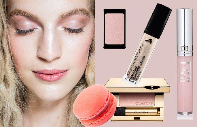 Makijaż słodki niczym babeczka – postaw na róż! - Wiosenny makijaż 2014 PASTELOWY