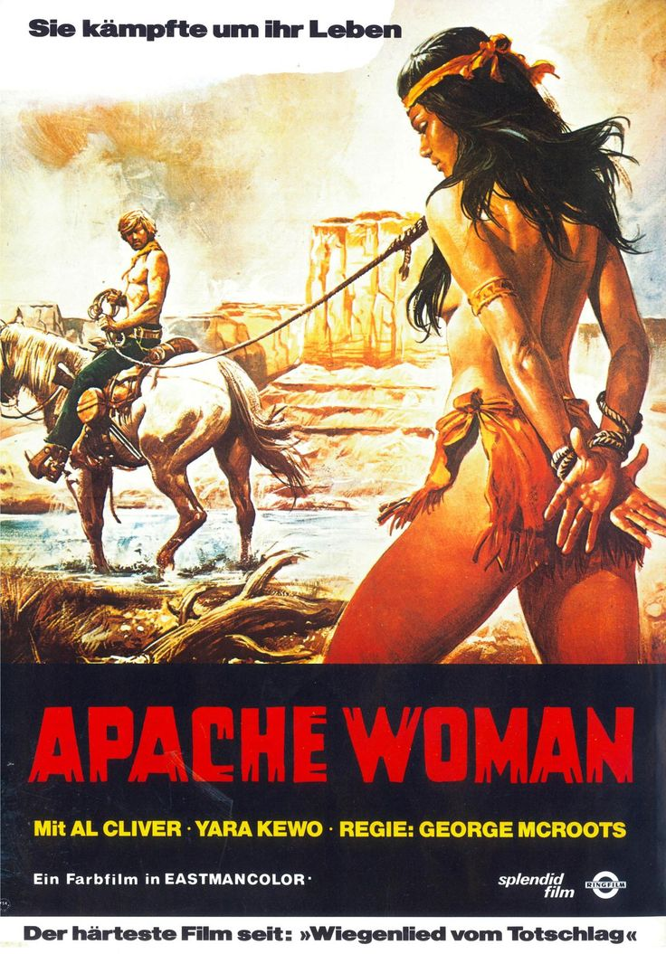 "Apache Woman (1976) aka ""Una Donna Chiamata Apache"""