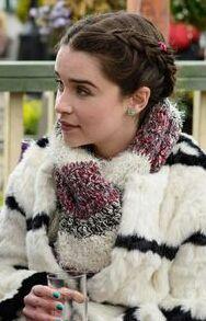 Emilia Clarke (pretty snippet of picture)